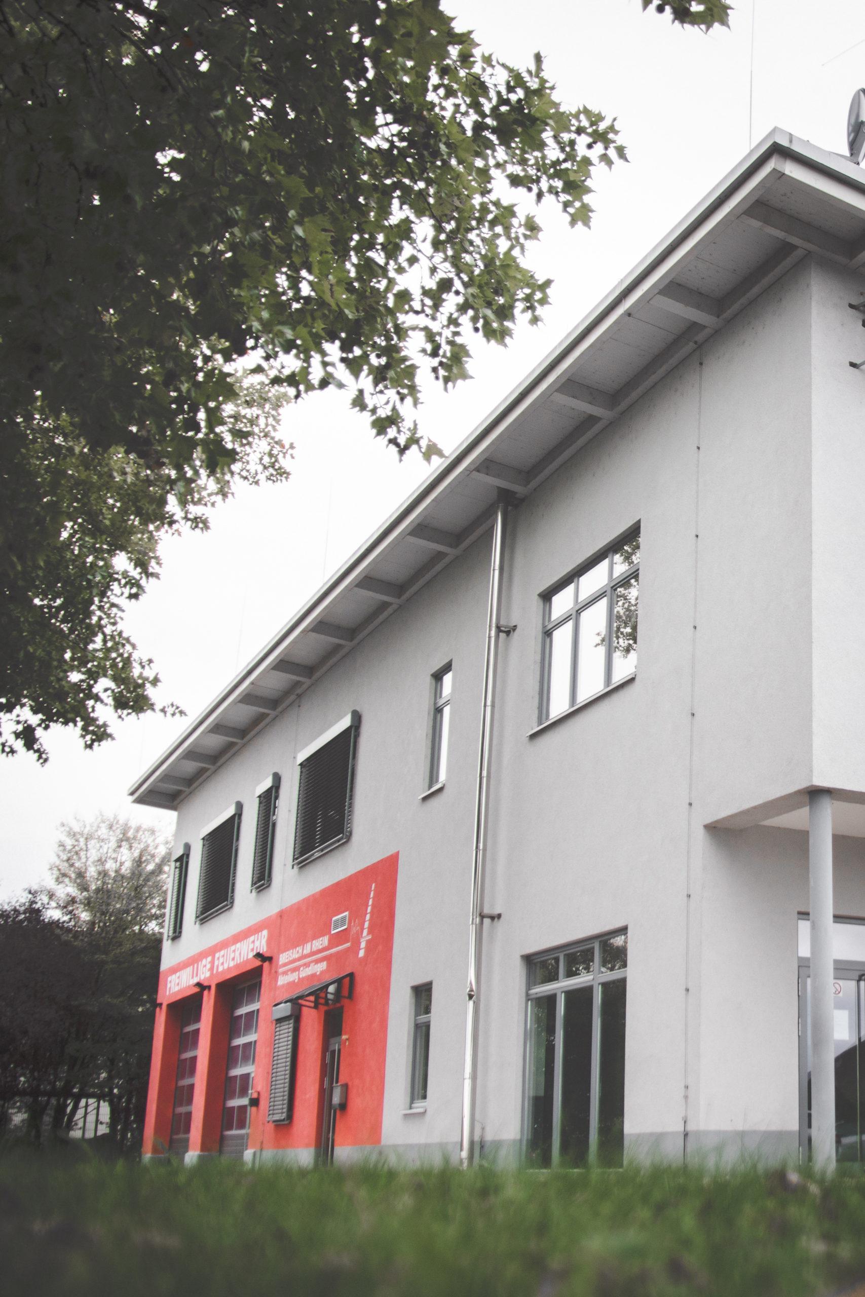 Öffentlich Feuerwehr Gündlingen