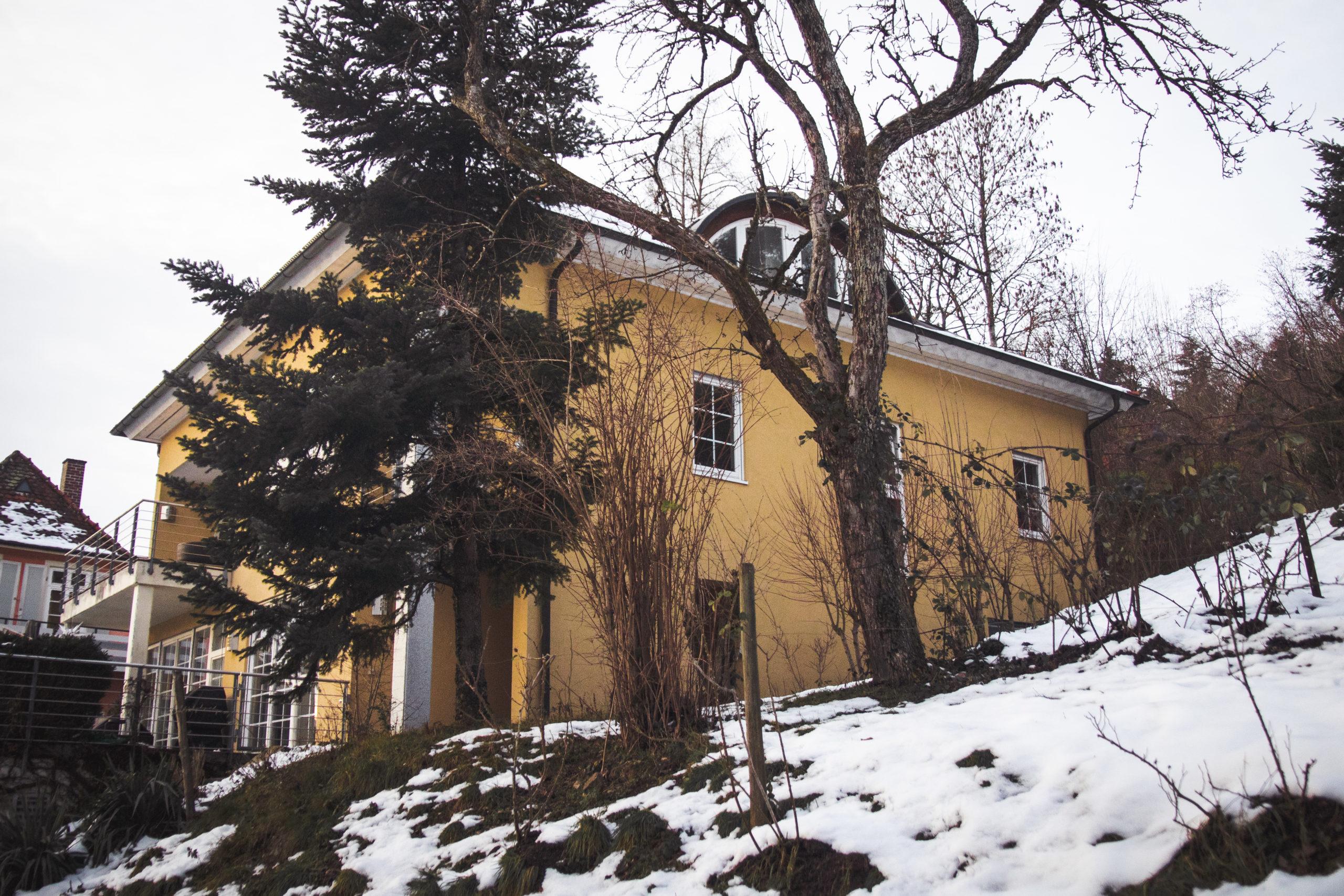 Wohnhaus Freiburg Herdern